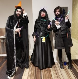 Cosplay at Dragon Con 2019 WWDITS