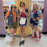 Cosplay at Dragon Con 2019 stranger things