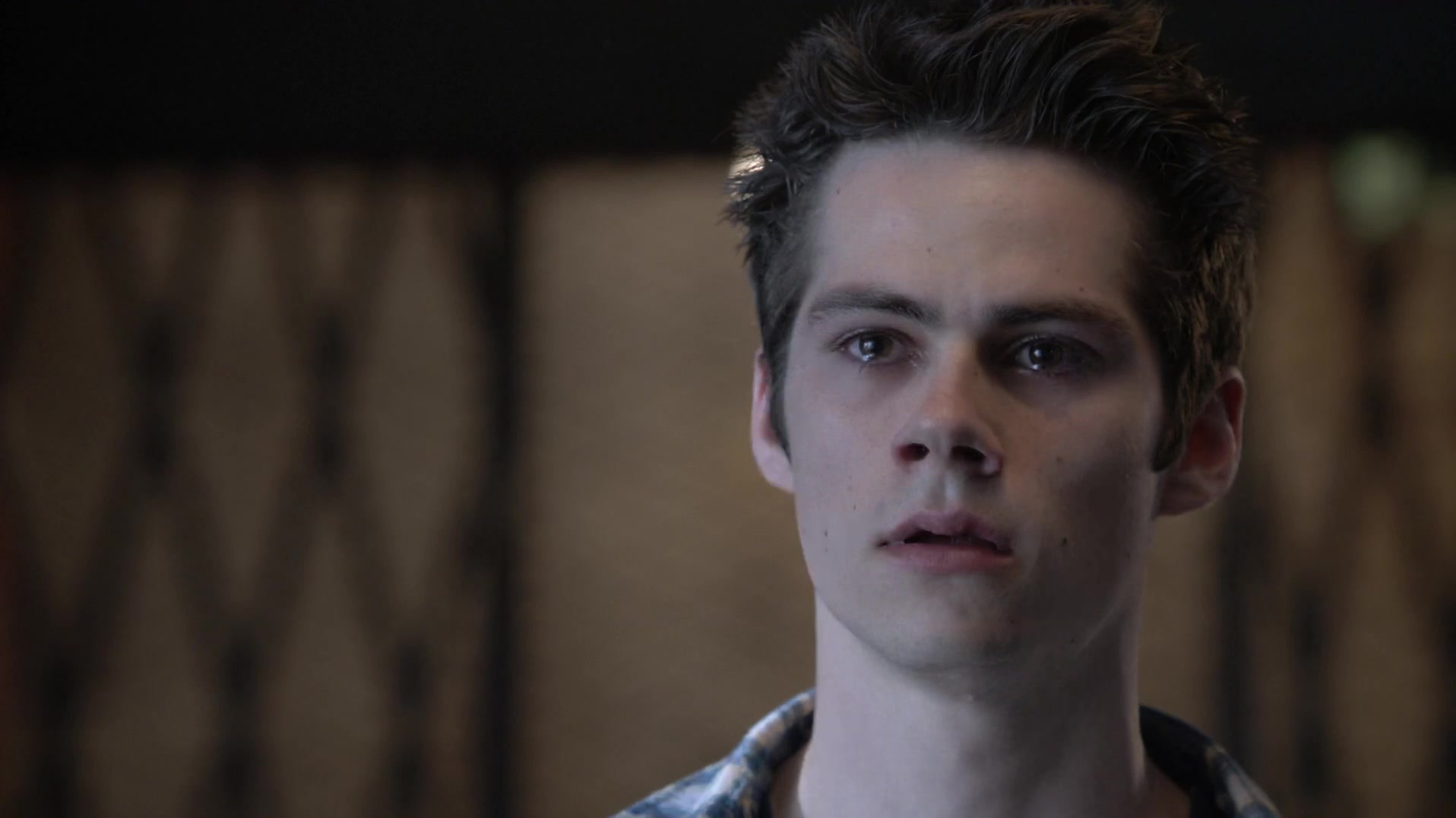 Stiles in episode 3x10