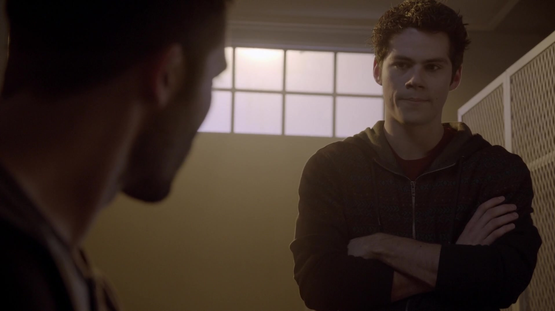 Sterek in season 3B