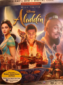 Aladdin 2019 Blu-ray review