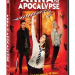 Anna and the Apocalypse DVD release