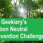 Carbon Neutral Convention Challenge
