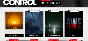 "Remedy's ""Control"" Gets New Content Roadmap! Is an ""Alan Wake"" Tie-in Possible?"