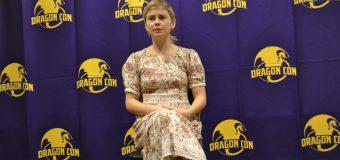 Rose McIver Interview at Dragon Con: The Aldovian Zombie Queen Speaks