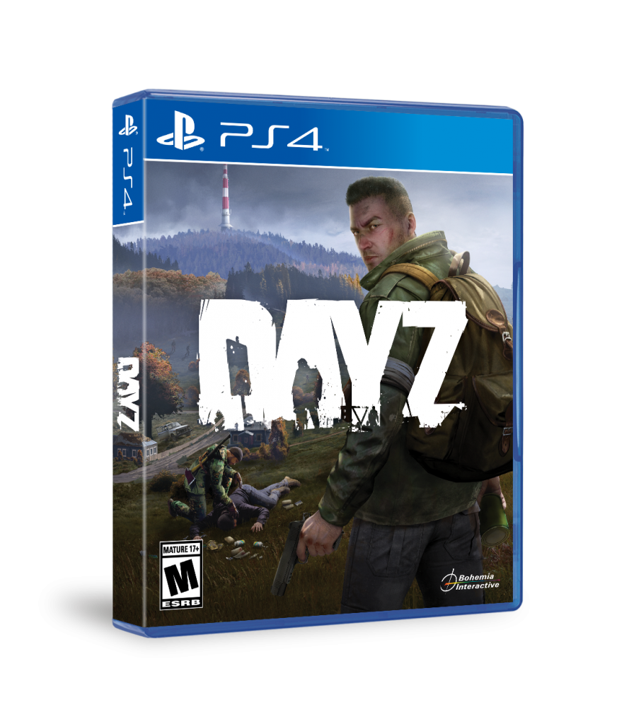 DayZ PS4 and Xbox One retail