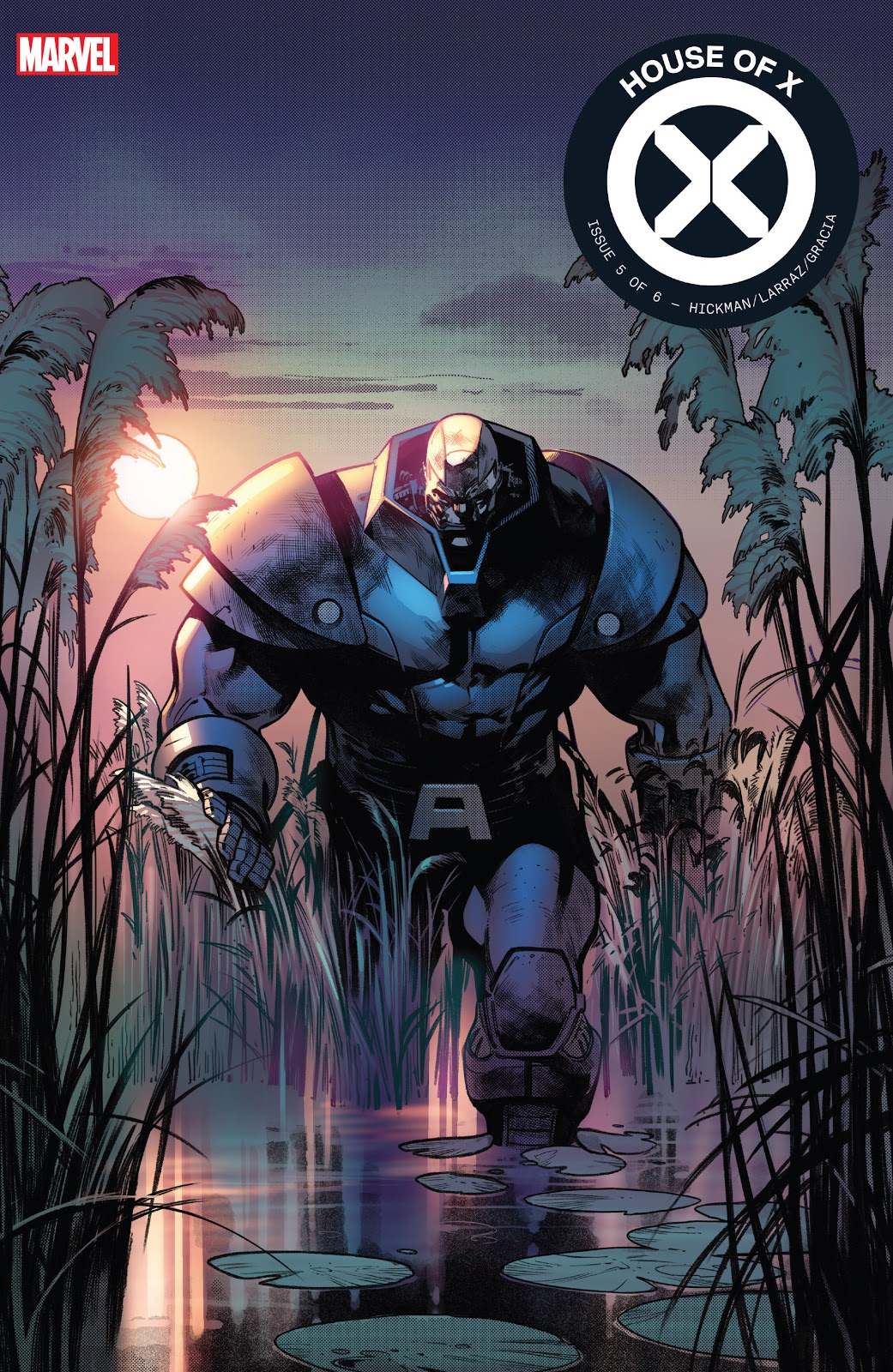 House of X Issue 5 review