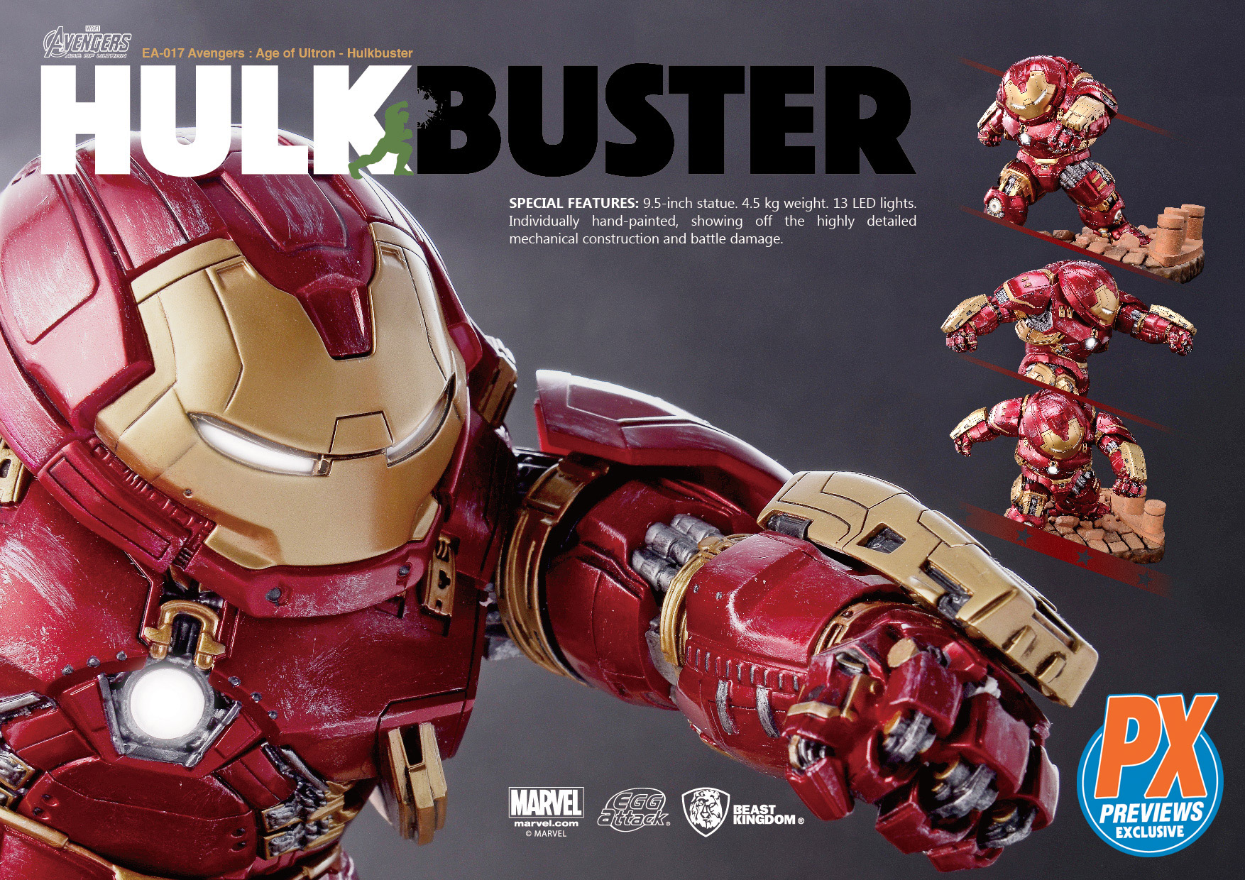 Hulkbuster PREVIEWS