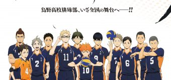 Kickoff Event for Haikyuu Season 4 Reveals More News!