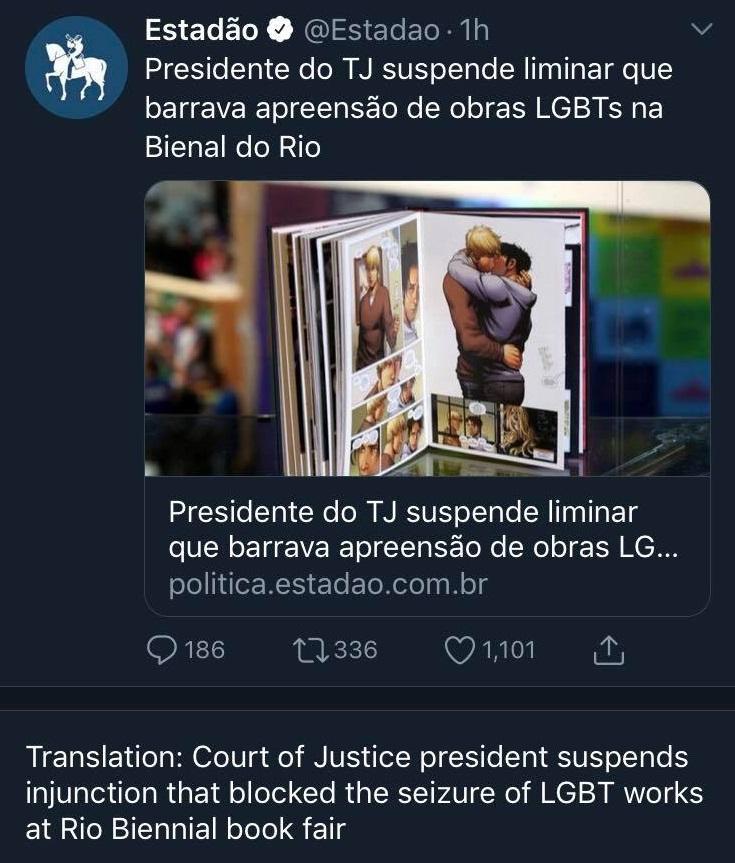 Marvel Ban in Brazil