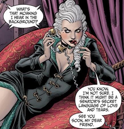 Jeanette comic book