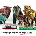 Beasts of the Mesozoic 2nd line