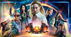 Legends of Tomorrow Characters
