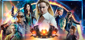 Legends of Tomorrow: The Complete Fourth Season BLU-RAY Review