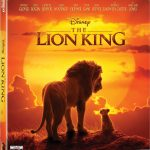 The Lion King home release Blu-ray DVD
