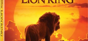 "Disney's Live-Action ""The Lion King"" Roaring to Digital, Blu-ray & 4K UHD This October!"