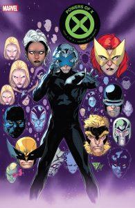 Professor X in Powers of X Issue 4 (Marvel Comics)