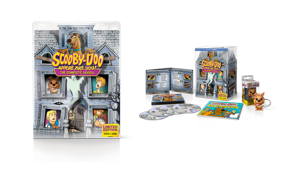 Scooby-Doo Blu-Ray Collection