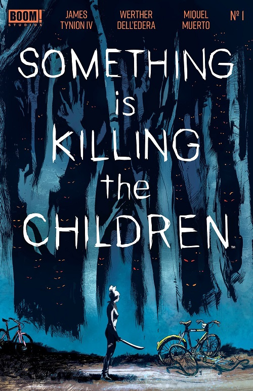 Something is Killing the Children Issue 1 Review