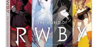 RWBY Companion and Boruto Blu-ray Highlight VIZ Media October Releases