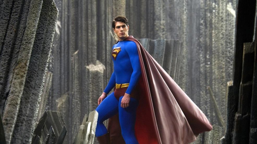 Brandon Routh's Superman