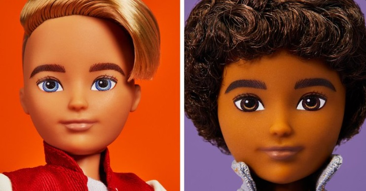 Gender-Neutral Dolls Mattel