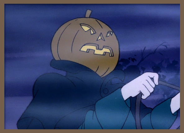 Scooby-Doo Headless Horseman