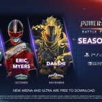 Power Rangers Battle for the Grid Season 2