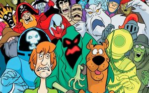 Scooby-Doo Villains