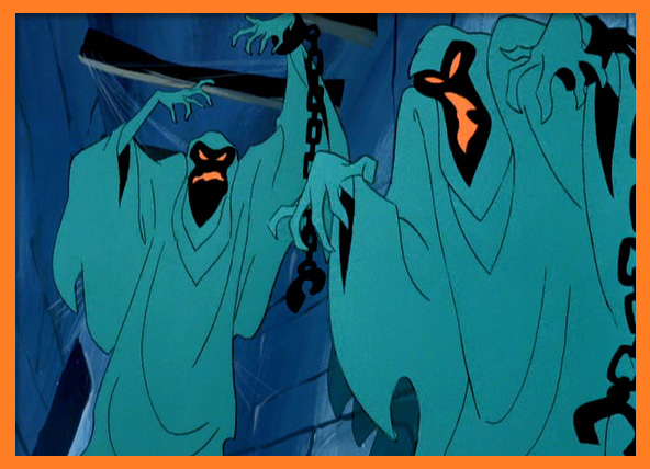 Scooby-Doo Phantom Shadows