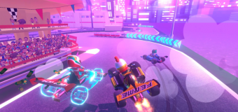 "VR Racing Game ""Touring Karts"" Available on Steam and Oculus!"