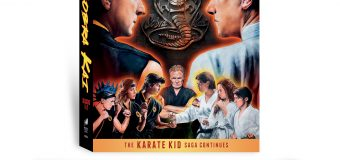 "YouTube's ""Cobra Kai"" Seasons 1 & 2 Limited Collector's Edition DVD Releasing This November!"