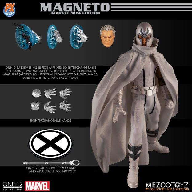 Magneto PREVIEWS