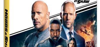 """Hobbs & Shaw"" Gets Digital, 4K Ultra HD, Blu-ray & DVD Release Dates!"
