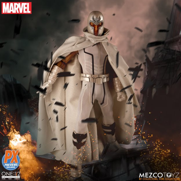 Magneto PREVIEWS
