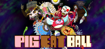 """Pig Eat Ball"" Gets Simultaneous Console Release This October!"