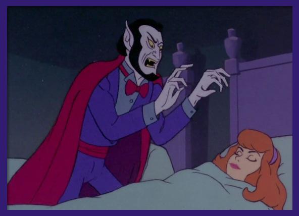 Scooby Doo Skull Island Vampire