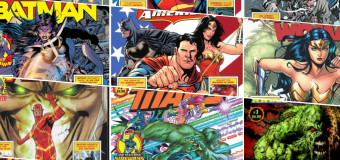 Walmart DC Exclusive Comics Are Coming to Your Local Comic Stores!