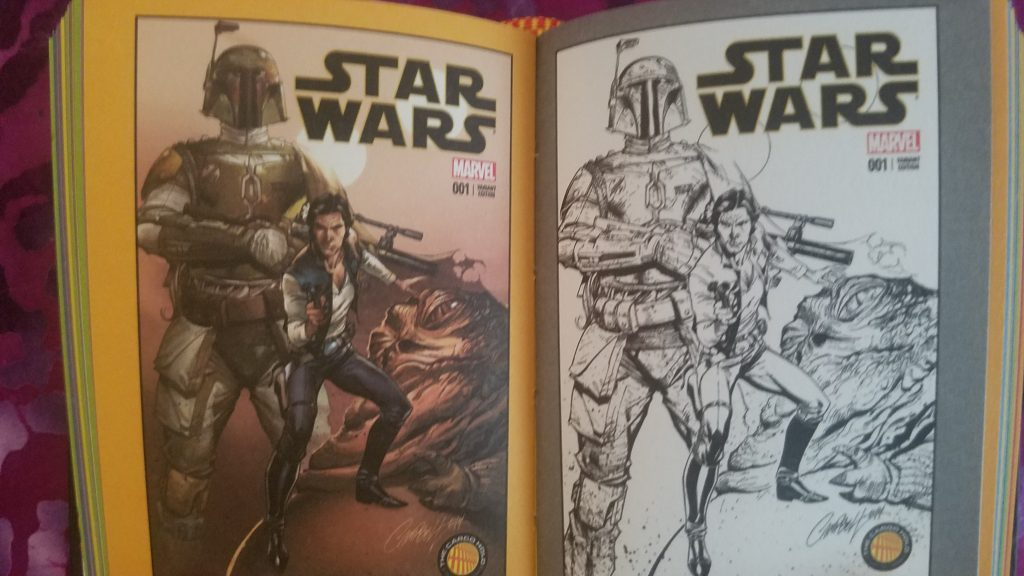 Star wars art book