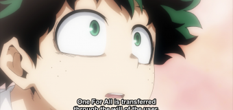 BNHA 4×3 Review: Boy Meets…