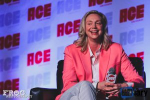 Ace Comic Con: A Conversation With Gwendoline Christie