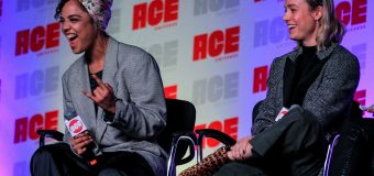 Ace Comic Con: A Conversation with Brie Larson & Tessa Thompson