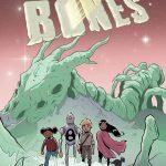 Alien Bones graphic novel October 2019