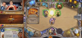 Blizzard Controversy Update: Hearthstone College Team Suspended