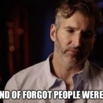 David Benioff, D. B. Weiss, and the Terrible, Horrible, Very Bad Week