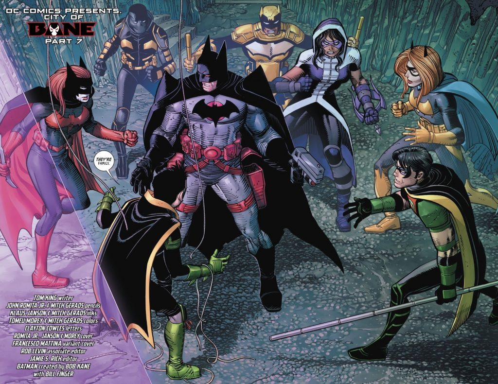 Batman Issue 81 (DC Comics) in X-men issue 1 Review