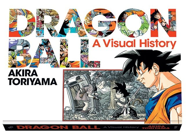 VIZ Media Novembe Dragon Ball