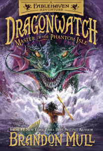 Dragonwatch Book 3 review