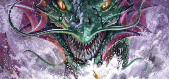 """Dragonwatch Book 3: Master of the Phantom Isle"" – Review"