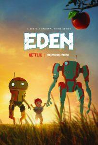 Eden anime